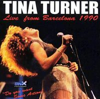 Cover Tina Turner - Live From Barcelona 1990 [DVD]